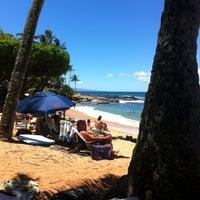 Photo taken at Napili Beach by Joe F. on 9/7/2013