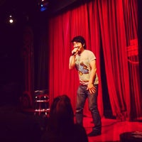 Photo taken at The Comedy Store by Sheena Y. on 4/7/2013