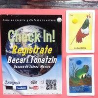 Photo taken at Becari Tonatzin Spanish Language School by ron m. on 6/24/2013