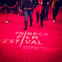 Photo taken at Tribeca Performing Arts Center by Rubing L. on 4/20/2013