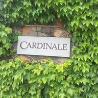 Photo taken at Cardinale Estate Winery by Steven on 5/4/2016