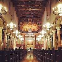 Photo taken at St. Andrew Catholic Church by eeena d. on 4/27/2013