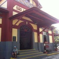 Photo taken at Trem das Águas by Eliana L. on 12/23/2012