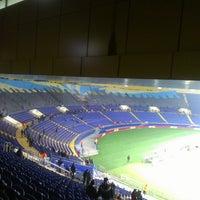 Photo taken at Metalist Stadium by Борис on 2/21/2013