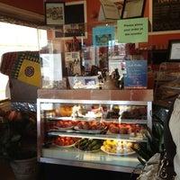 Photo taken at Cafe Rakka by T-Bone C. on 11/3/2012