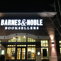 Photo taken at Barnes & Noble by T-Bone C. on 3/9/2013