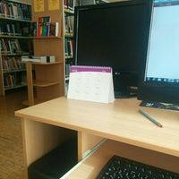 Photo taken at Ogres Centrālā bibliotēka by Kristaps R. on 3/22/2016