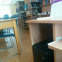 Photo taken at Ogres Centrālā bibliotēka by Kristaps R. on 3/21/2016
