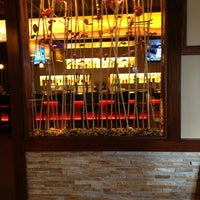 Photo taken at Kobe Ninja House Japanese Grill by Brittney on 12/20/2012