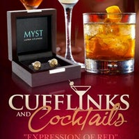 Photo taken at CUFFLINKS & COCKTAILS by Howard P W. on 1/7/2013