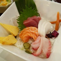 Photo taken at Sakura Japanese Steak House by AzyxA on 10/27/2012