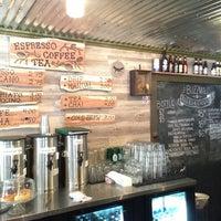 Photo taken at Buzzmill Coffee by AzyxA on 4/5/2013