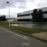 Photo taken at Laboratorios del Dr. Esteve by Rafael on 1/15/2013