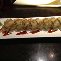 Photo taken at Chomp Sushi & Teppan Grill by Mayra on 7/9/2013