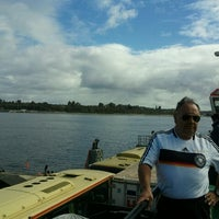 Photo taken at Ferry San Juan CdS by Guillermo B. on 11/22/2012