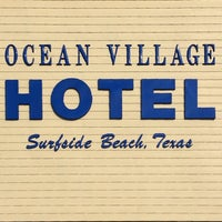 Photo taken at Ocean Village Hotel by Sergey M. on 5/31/2014