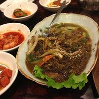 Photo taken at Chang Jing Korean BBQ by Sergey M. on 1/13/2013