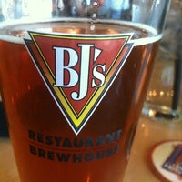 Photo taken at BJ's Restaurant and Brewhouse by Danny V. on 11/2/2012