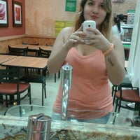 Photo taken at Subway by Mônica S. on 5/21/2014