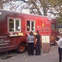 Photo taken at ASADA Food Truck by Russell B. on 10/18/2012