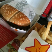 Photo taken at Carl's Jr. by Sebastian M. on 2/6/2013
