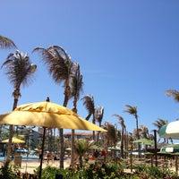 Photo taken at Beach Park by José Neto on 2/23/2013