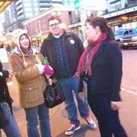 Foto tirada no(a) Market Ghost Tours por Market Ghost Tours em 2/27/2015