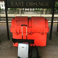 Photo taken at NJT - East Orange Station (M&E) by MikeQ on 5/28/2015