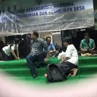 Photo taken at Kementerian Desa, Pembangunan Daerah Tertinggal dan Transmigrasi by Dhieta M. on 5/20/2016