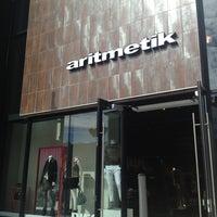 Photo taken at Aritmetik by Amine on 3/29/2013