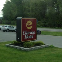 Photo taken at Clarion Hotel by Atiporn on 8/18/2013