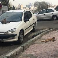 Photo taken at Alikhani Boulevard by Shermin J. on 4/7/2017