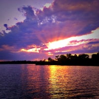 Photo taken at BugBee Hive Resort by Natalie on 7/30/2013