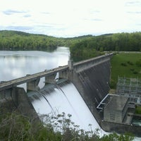 Photo taken at Norris Dam State Park by Carla T. on 5/2/2013