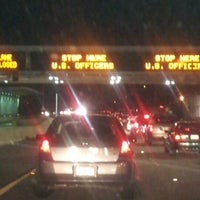 Photo taken at I-5 Border Patrol Checkpoint & Weigh Station by Ariel S. on 3/2/2013