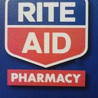 Photo taken at Rite Aid by Amanda Q. on 10/28/2012