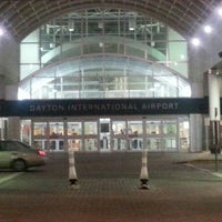 Photo taken at Dayton International Airport (DAY) by Staczy on 5/29/2013
