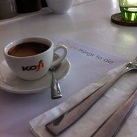 Photo taken at Oz Café by Роман Г. on 1/27/2015