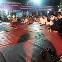 Photo taken at Wat Uppakut by pam 'M on 12/31/2017