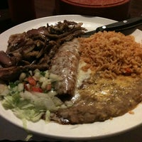 Photo taken at El Cerrito Mexican Restaurant by Ahmad Q. on 10/17/2012