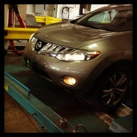 Photo taken at Emissions Testing Facility by DJ B. on 6/19/2013