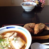 Photo taken at ラーメン居酒屋みさと by Hiroshi on 9/23/2014