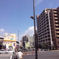 Photo taken at FamilyMart by Hiroshi on 9/21/2013