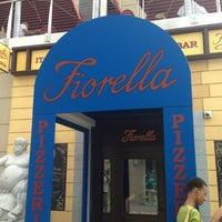 Photo taken at Fiorella Pizzeria E Caffè by Melvin Bossman R. on 6/16/2013