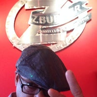 Photo taken at Z-Burger by Melvin Bossman R. on 4/10/2014