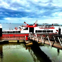 Photo taken at Anjung Batu Jetty - Melaka by Panda P. on 1/20/2013