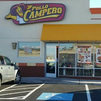 Photo taken at Pollo Campero by IndhaGeliga on 11/4/2015