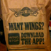 Photo taken at Wingstop by IndhaRintintin on 11/7/2012