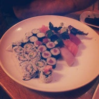Photo taken at Kiku Japenese Steak House by Chris S. on 9/29/2012