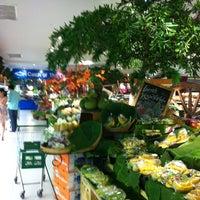Photo taken at Rimping Supermarket by Puchit S. on 10/23/2012